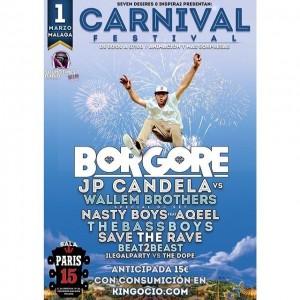 Soundtimes colaborador oficial de Carnival Fest!