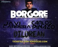 PRE-PARTY BORGORE – CARNIVAL FESTIVAL